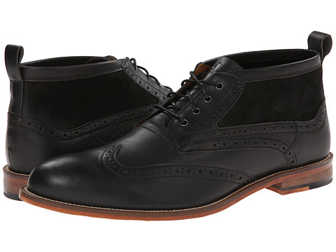 J. Shoes - Hyde (Black) Men