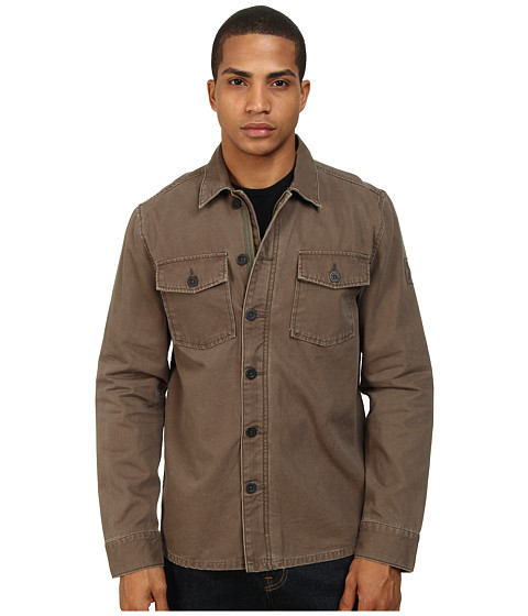 KR3W - Unforgiven Jacket (Drab) Men's Coat