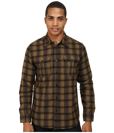 KR3W - War Hunt L/S Shirt (Black) Men's Long Sleeve Button Up