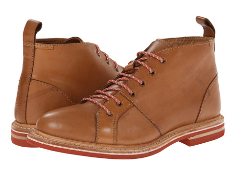 J. Shoes - Sutton (Caramel) Men's Shoes