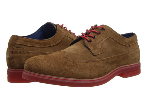 Ted Baker - Juippita (Tan Suede) Men's Shoes
