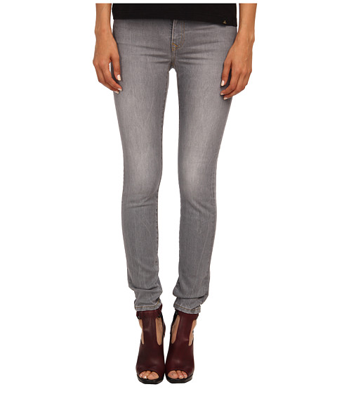 Vivienne Westwood Anglomania - Monroe Jeggings (Grey Denim) Women's Jeans