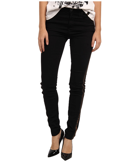 Vivienne Westwood Anglomania - Monroe Jeggings (Black Denim) Women