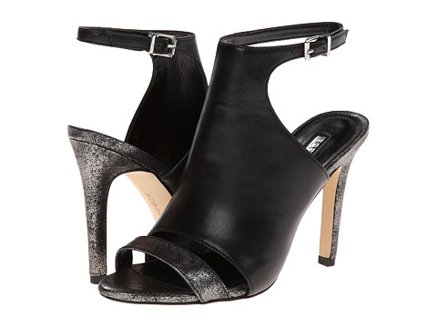 BCBGeneration - Malcolm (Gunmetal/Black Washed Metallic) High Heels