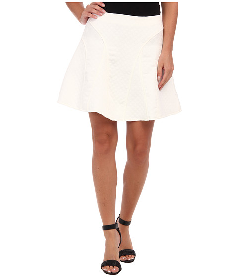 Aryn K - Flip Skirt (White) Women