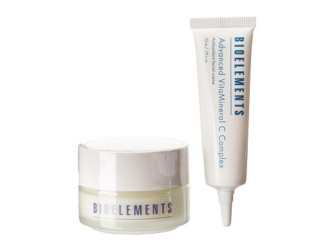 BIOELEMENTS - 24-Hour Anti-Aging Power Duo - Dry to Combination (N/A) Skincare Treatment