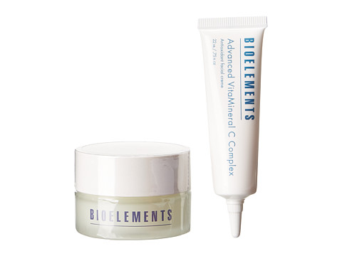 BIOELEMENTS - 24-Hour Anti-Aging Power Duo - Combination to Oily (N/A) Skincare Treatment