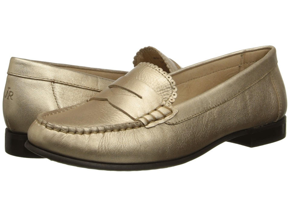 Jack Rogers - Quinn (Platinum) Women's Slip on Shoes