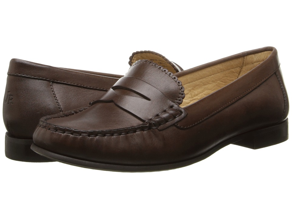 Jack Rogers - Quinn (Dark Brown) Women's Slip on Shoes