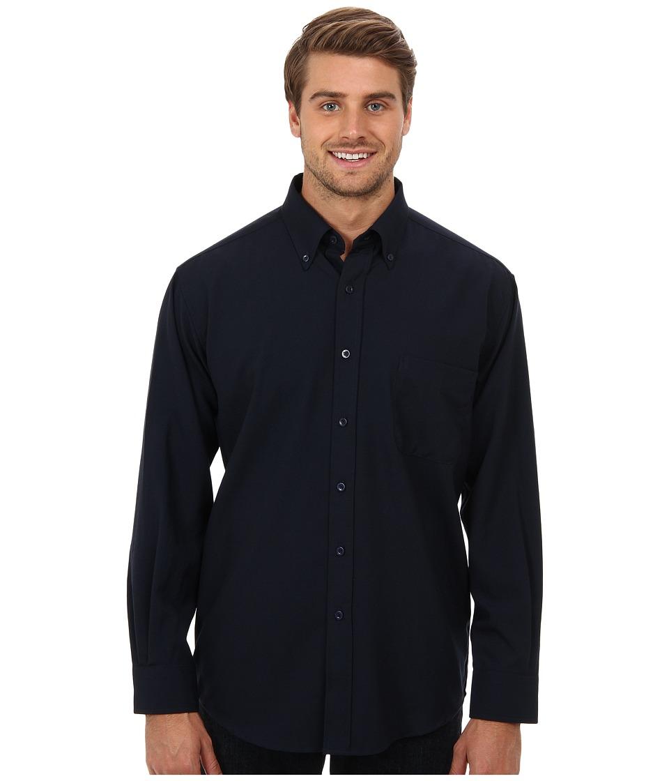 Pendleton - L/S Sir Pendleton Shirt (Navy) Men's Long Sleeve Button Up