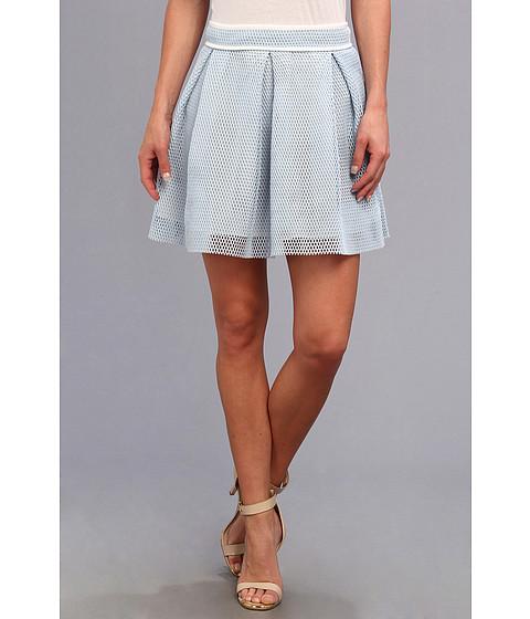 Gabriella Rocha - Hannah Skater Skirt (Blue) Women's Skirt