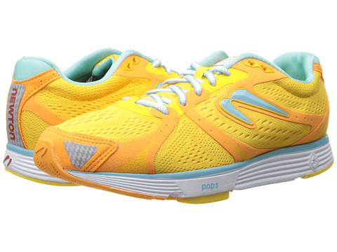 Newton Running - Energy NR II (Orange/Sky Blue) Women