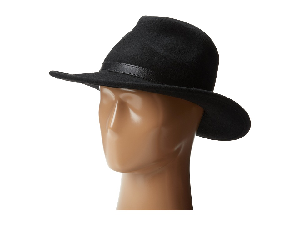 Pendleton - Outback Hat (Black) Traditional Hats