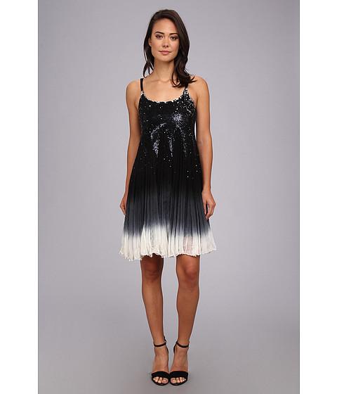 Free People - Supernova Dress (Washed Black) Women's Dress