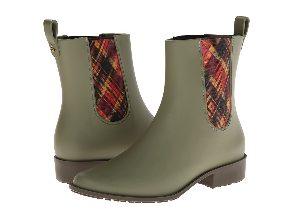 Vivienne Westwood - Riding Boot (Green) Women