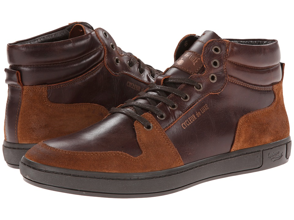 Cycleur de Luxe - Bunny Hup (Terracotta) Men's Cycling Shoes