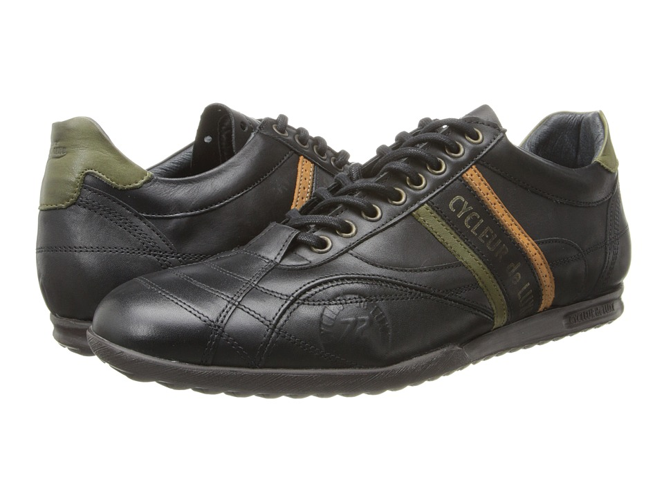 Cycleur de Luxe - New Crush City (Black) Men's Cycling Shoes
