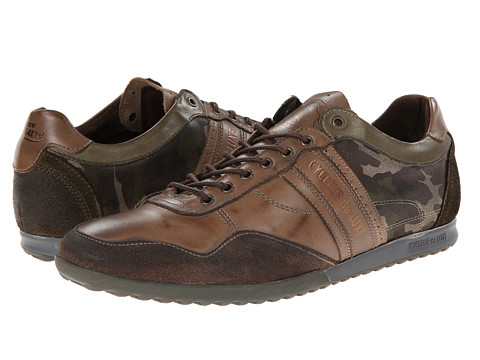 Cycleur de Luxe - Crash (Print/Dark Beige) Men's Shoes