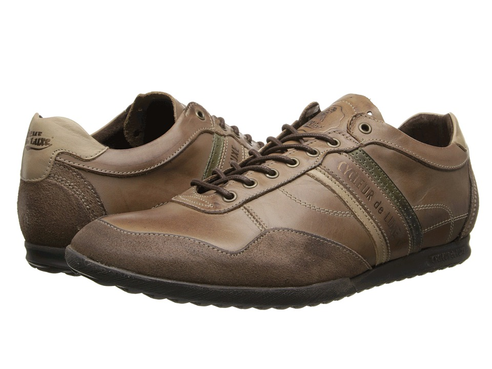 Cycleur de Luxe - Crash (Taupe/Dark Khaki) Men's Shoes