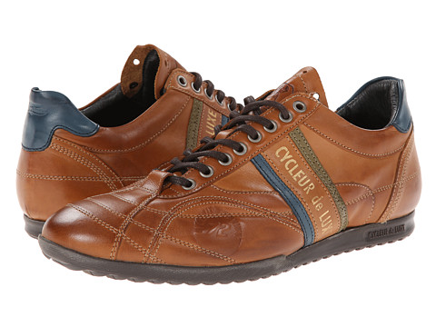 Cycleur de Luxe - New Crush City (Cognac) Men's Cycling Shoes