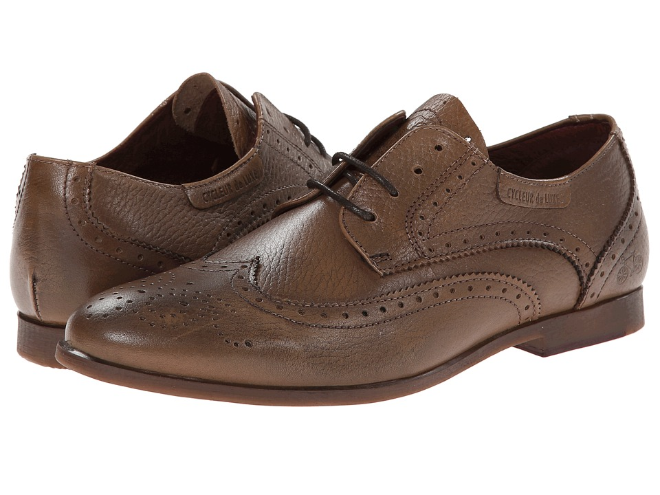 Cycleur de Luxe - Semnoz (Dark Brown) Men's Shoes