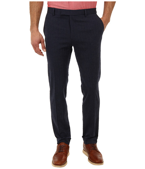 Gant Rugger - R. Sakiori Smarty Pant (Navy) Men's Dress Pants