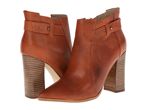 Steven - Klick (Cognac Leather) Women