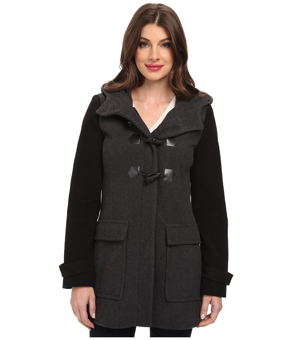 Marc New York by Andrew Marc - Phoebe - Toggle (Charcoal) Women's Coat