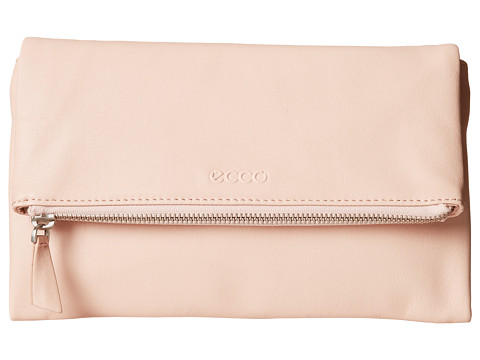 ECCO - Delight Clutch (Rose Dust) Clutch Handbags
