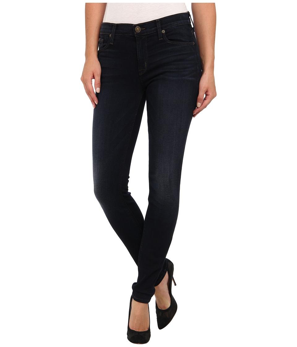 Hudson - Nico Mid-Rise Super Skinny in Havoc 2 (Havoc 2) Women's Jeans