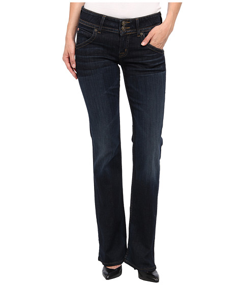 Hudson - Petite Signature Bootcut in Shirley (Shirley) Women's Jeans