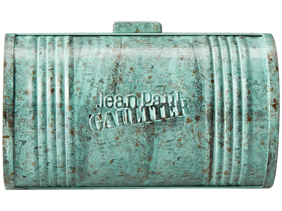 Jean Paul Gaultier - S3 CS 01 (Vert De Gris) Cross Body Handbags