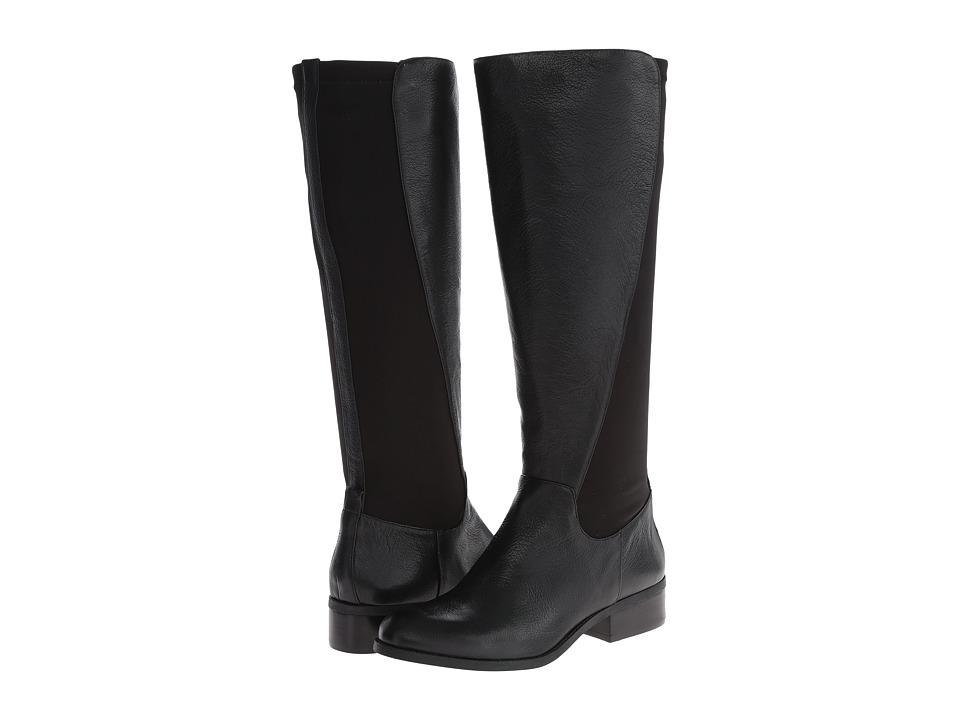 Nine West - Partay (Black/Black Leather) Women
