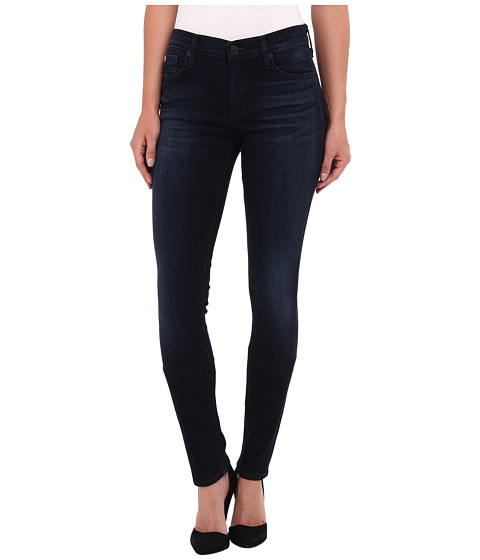 Hudson - Shine Midrise Skinny in Catalyst (Catalyst) Women