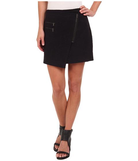 BCBGMAXAZRIA - Lizzy Skirt (Carbon Combo) Women's Skirt