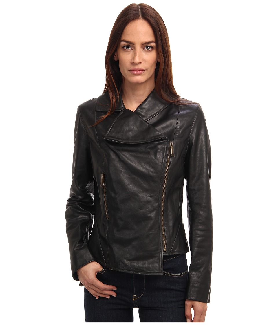 Vivienne Westwood Red Label - Leather Jacket (Black) Women