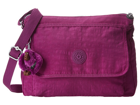 new arrival top style free shipping UPC 882256226898 - Kipling Aisling Crossbody Bag (Purple ...