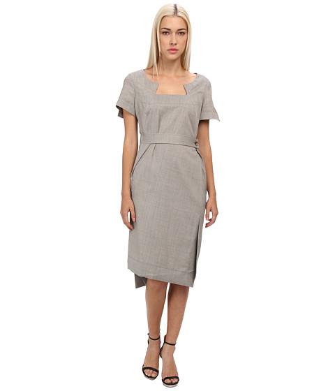 Vivienne Westwood Red Label - Tailored Dress (Grey) Women's Dress