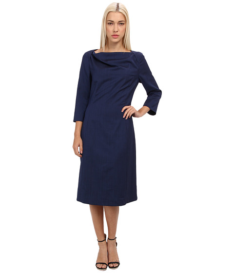 Vivienne Westwood Red Label - S26CT0372 S37509 477 Dress (Navy) Women's Dress