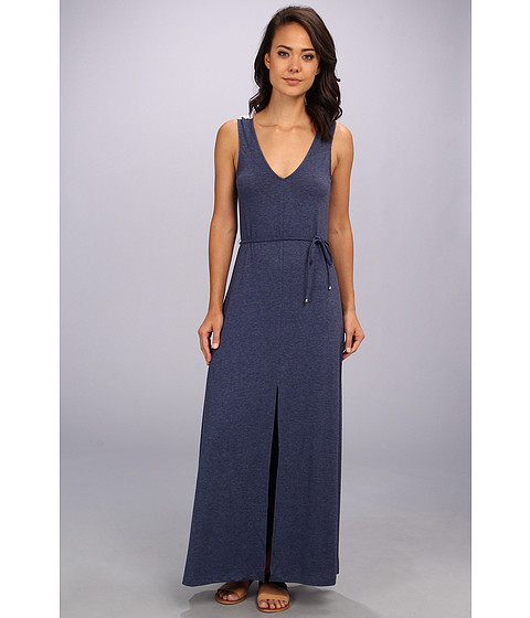 DV by Dolce Vita - Embroidered Panel Maxi (Navy) Women