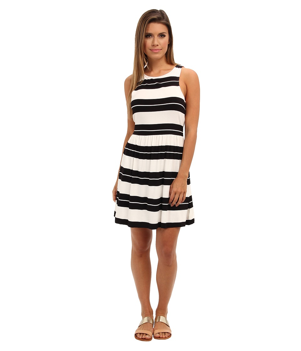 DV by Dolce Vita - Stripe Tank Dress (Black Stripe) Women's Dress