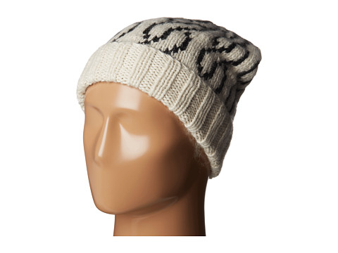 Eugenia Kim - Lindsey (Cream/Black) Beanies