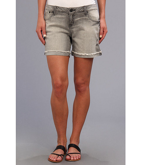 Fox - Kick Start Short (Light Grey) Women