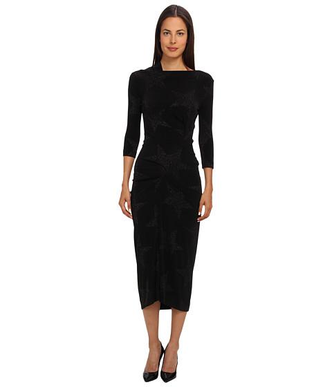Vivienne Westwood Anglomania - Taxa Jersey Dress (Black Star) Women