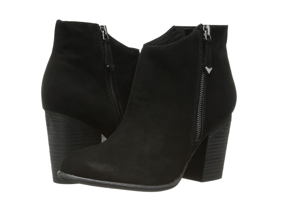 Matisse - Riley (Black) Women's Zip Boots