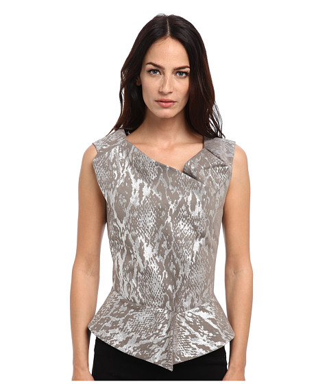 Vivienne Westwood Anglomania - Ocean Top (Grey) Women's Blouse