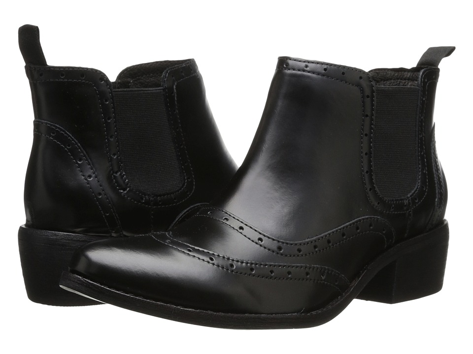 Matisse - Rowan (Black) Women's Pull-on Boots