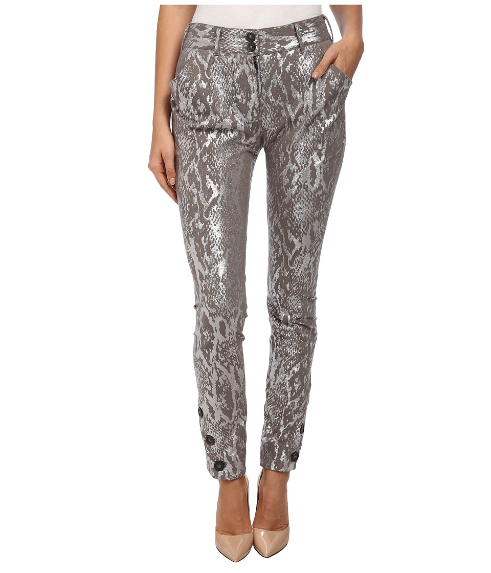 Vivienne Westwood - Twisted Trousers (Grey) Women's Dress Pants