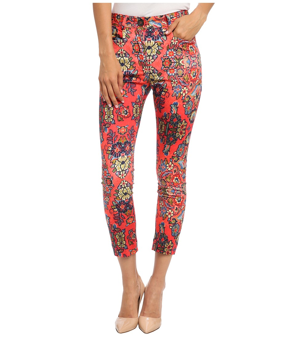 Vivienne Westwood - Basic Trousers (Multi Floral) Women's Dress Pants