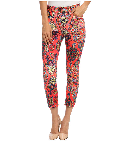 Vivienne Westwood Anglomania - Basic Trousers (Multi Floral) Women's Dress Pants
